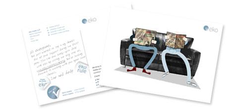 eko postcard