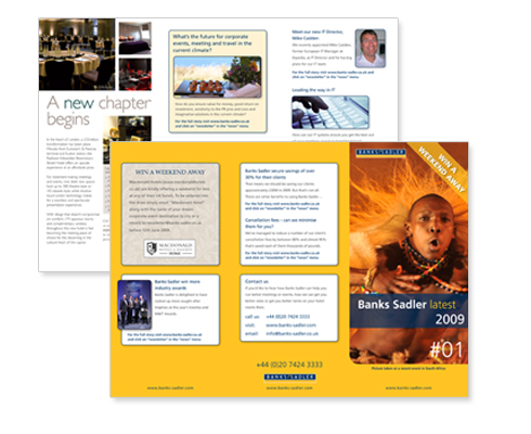banks newsletter